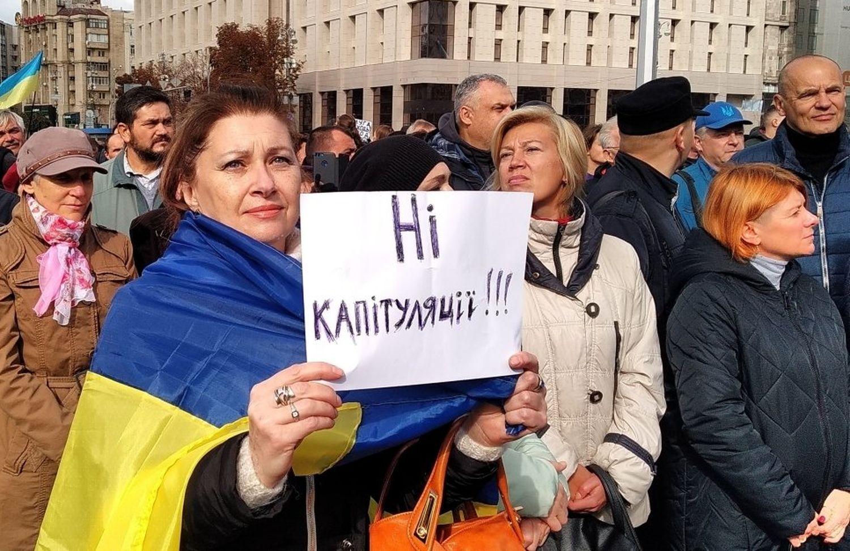 Богдан показал расценки за участие в Вече на Майдане