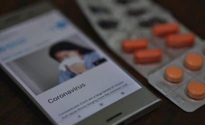 В Украине каждого второго заболевшего коронавирусом госпитализировали