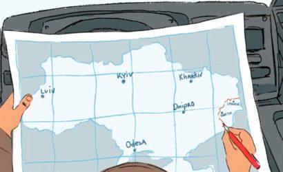 Для иностранцев сняли мультфильм о Донбассе: Каждый второй пересекающий линию разграничения – пенсионер (Видео)