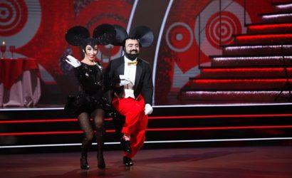 Участник «Танцев со звездами» Арам Арзуманян: Я тигр, а Винник — волк. Вот такие мы были с ним конкуренты