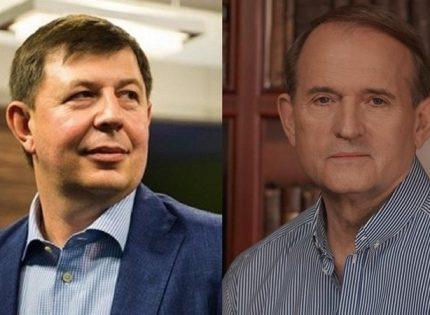 Медведчук заявив, что Козак находится на лечении в Беларуси