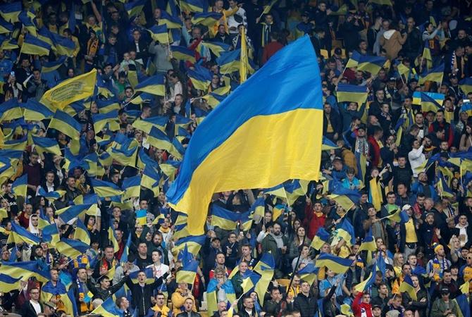 Украина – Эстония: на «Славутич-Арене» в Запорожье ожидается аншлаг