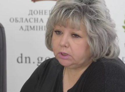 В Донецкой области социальным работникам делают температурный скрининг