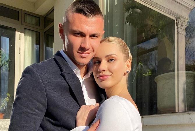 Украинский полузащитник «Ференцвароша» женился