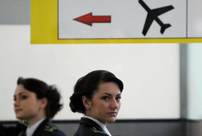 Аэропорт «Борисполь» приостанавливал работу из-за возможных выбросов аммиака