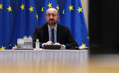 """Евросовет подтвердил анонсированный Украиной визит """"двойника Шмыгаля"""""""