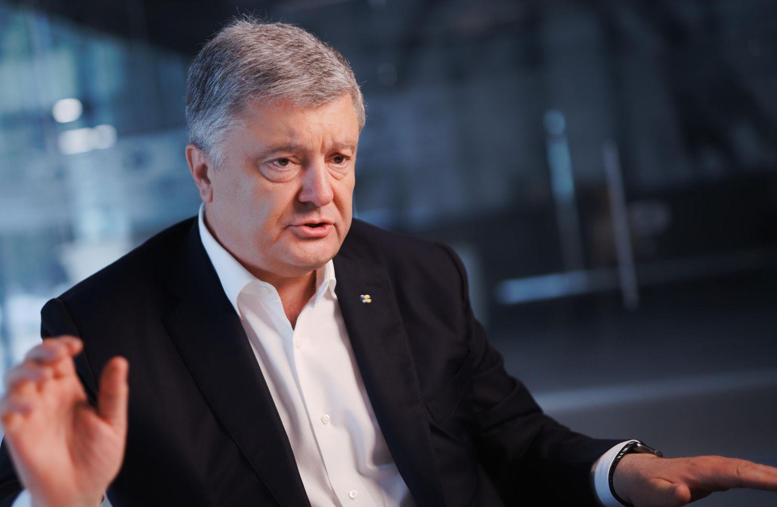 Рябошапка о дате подозрения против Порошенко: «Не скажу»