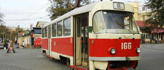 В Донецке мужчина попал под трамвай, – соцсети