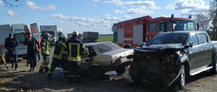 Смертельное ДТП на трассе на Донетчине: Погибли двое жителей Запорожья (Фото)