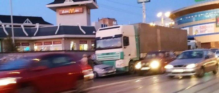 В Донецке произошло два ДТП (Фото)