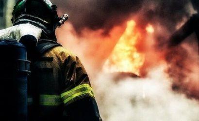 Пожар в «ЛНР»: Погибли четверо людей, в том числе двое детей