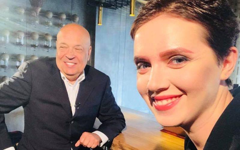 Москаль призвал брать пример с Янины Соколовой