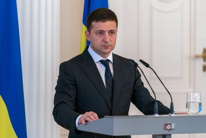Зеленский: «Мы хотим, чтобы топ-коррупционеры получили заслуженные приговоры»