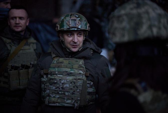 Зеленский объяснил, зачем он ездил на Донбасс