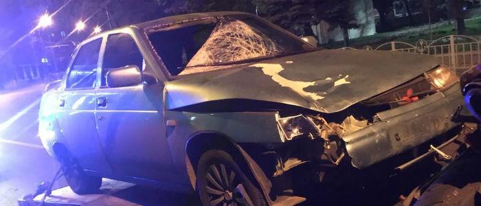В Мариуполе в больнице скончался мужчина, которого сбил автомобиль (Фото)