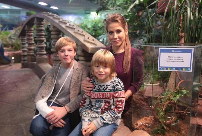 Юлия Барановская показала жуткую травму сына