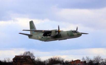 Самолетов АН-26Ш  в СССР выпустили всего 36 экземпляров