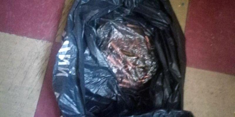 Хранил дома: У жителя Авдеевки полиция изъяла боеприпасы