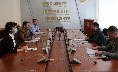 «Врачи мира» помогут обучить медперсонал для работы с больными COVID-19 на Луганщине
