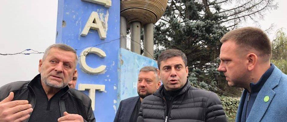 На Луганщине обсуждают возможность открытия КПВВ в Счастье (Фото)