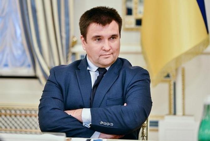 Климкин уверен, что Россия ударит по югу Украины
