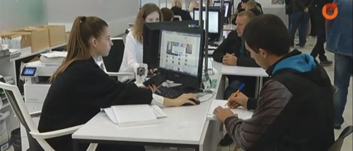 Донетчина: Как получить или заменит водительское удостоверение за полчаса (Видео)