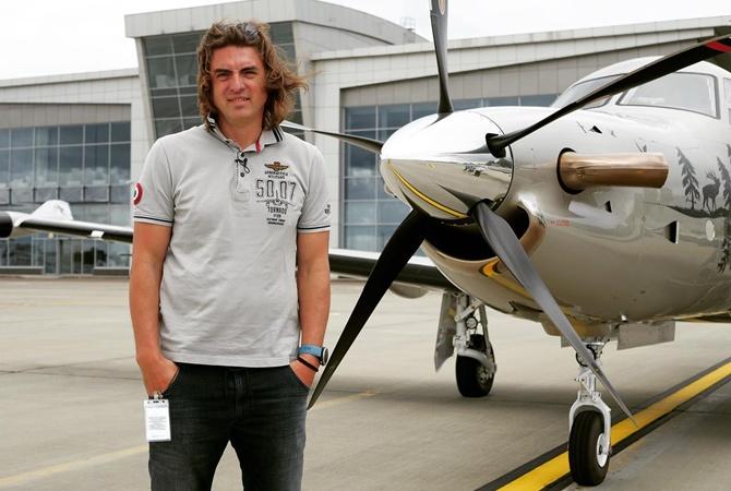 Пилот-перегонщик самолетов: Большинство моих клиентов — айтишники