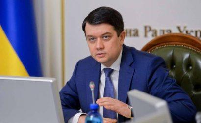 Тихая оппозиция Разумкова: готов ли спикер идти в президенты
