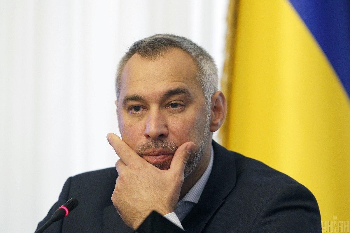 Рябошапка: с уходом Горбатюка расследование дел Майдана улучшится