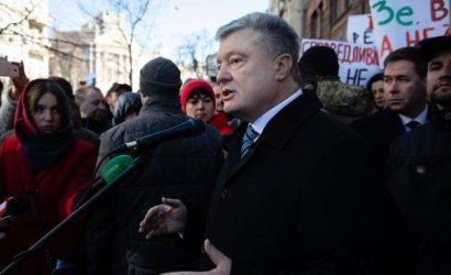 Адвокат Порошенко о допросе в ГБР: проводили психологические тесты со следователями