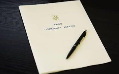 За неисполнение решений СНБО будут наказывать — Зеленский подписал указ
