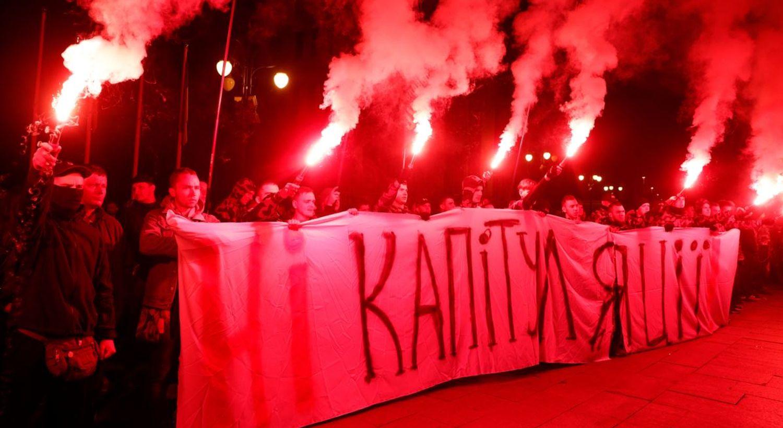 Митингующие на Майдане выдвинули требования к власти