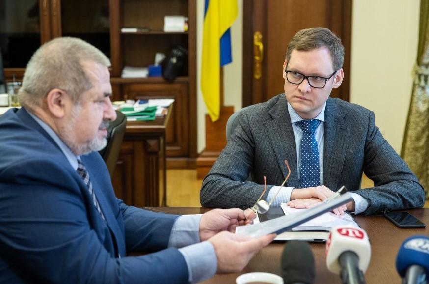 Офис Зеленского передал Меджлису рассекреченные документы о депортации крымских татар