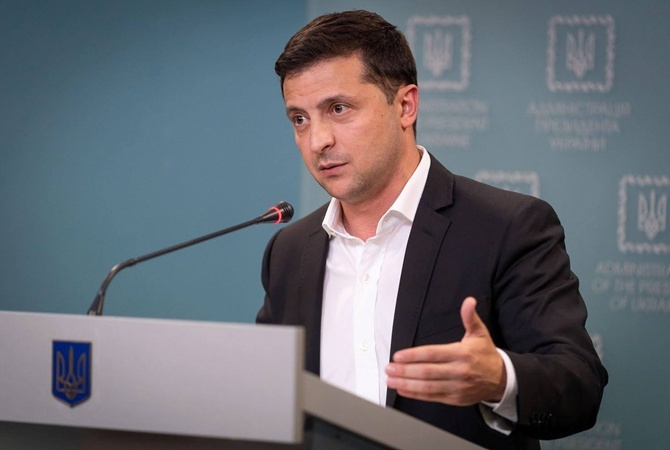 Зеленский — накануне акций в день защитника Украины: Верю, что горячие сердца не затуманят здравого смысла