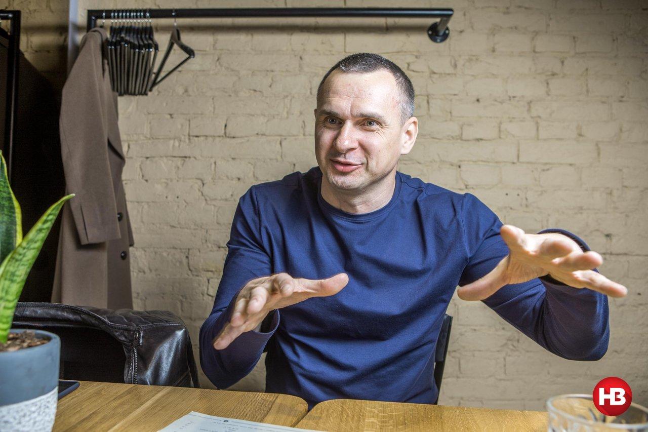 Сенцов рассказал, как поляки приняли его за Кличко