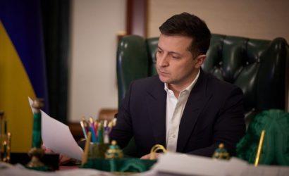 Зеленский вернул Раде закон о реестре обличителей коррупции из-за слабой защиты их личных данных