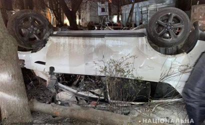 Количество жертв ДТП в центре Одессы возросло до двух
