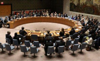 Великобритания созывает Совбез ООН из-за ситуации в Сирии