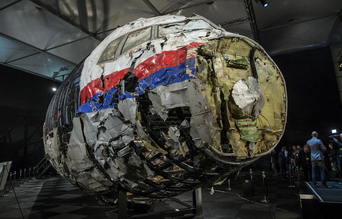 Германия обратилась к России после публикации JIT записей по катастрофе рейса MH17