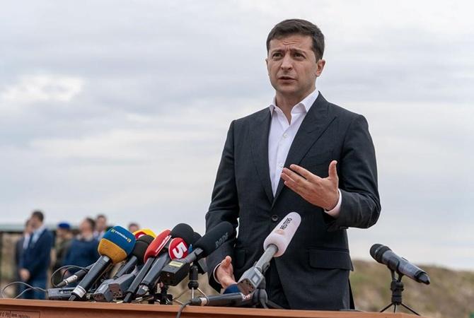 Зеленский позвал Трампа в Украину