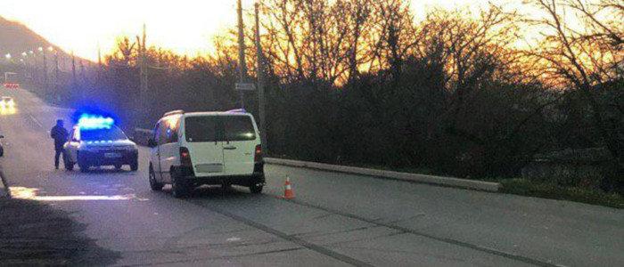 На Донетчине в ДТП пострадала женщина-пешеход (Фото)