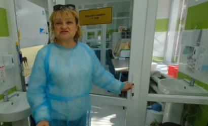 В Славянске начали делать диагностику коронавирусной инфекции (Видео)