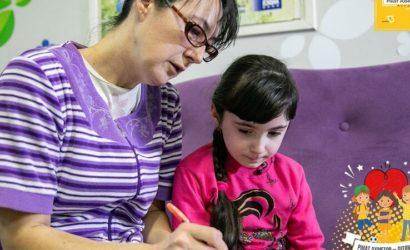 Фонд Рината Ахметова помог 6-летней Насте из Торецка, страдающей пороком сердца