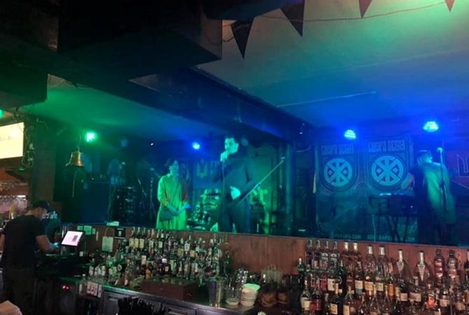 Чем известна группа «Сокира Перуна»,  на концерте которой присутствовал Гончарук