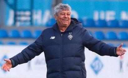 Луческу прокомментировал победу в Кубке Украины