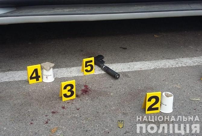 У подорвавшего себя стрелка из Харькова нашли много оружия
