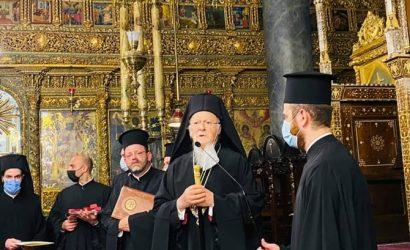 Патриарх Варфоломей снова подтвердил, что посетит Украину на 30-летние независимости