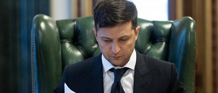 Зеленский уволил еще одного главу РГА на Донетчине