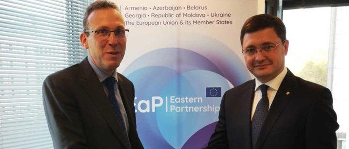 Более 160 млн евро инвестиций: Мэр Мариуполя рассказал в Брюсселе о переменах в городе