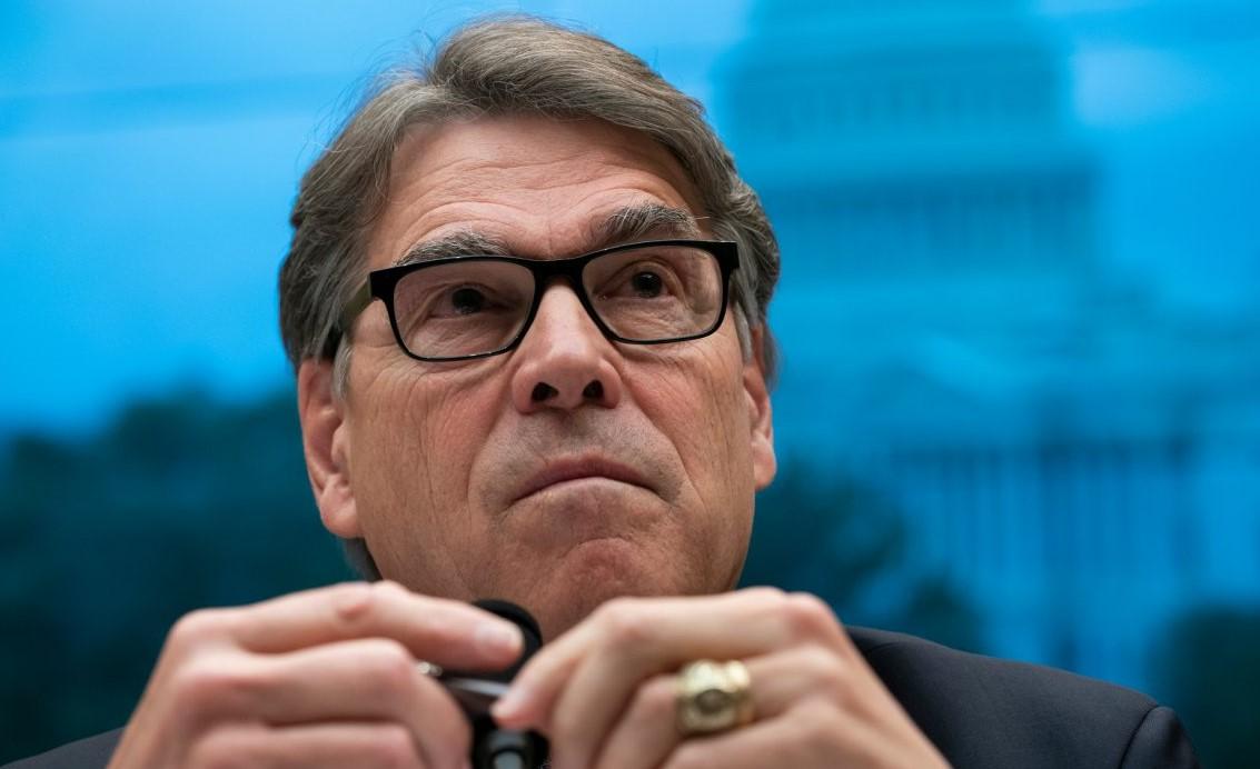 Перри назвал выдумкой давление на Киев из-за «Нафтогаза»